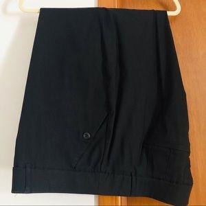 ⭐️Curvy Fit Black Pants Plus Size🌷